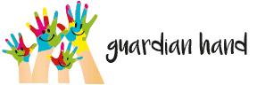 Logo Guardian Hand Projekt
